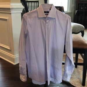 Hugo Boss men's dress shirt, 16, 34/35 regular